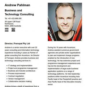 Andrew Pahlman